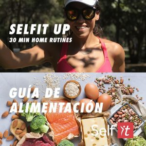 SELFIT UP + GUÍA ALIMENTACIÓN